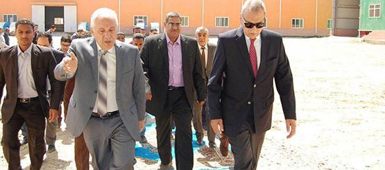 埃及ARE集团董事长—阿哈迈德先生