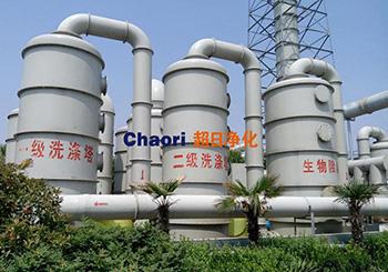 化工行业废气怎么处理,一般采用哪种方法