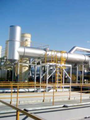 NOX氮氧化物废气净化塔解决方案
