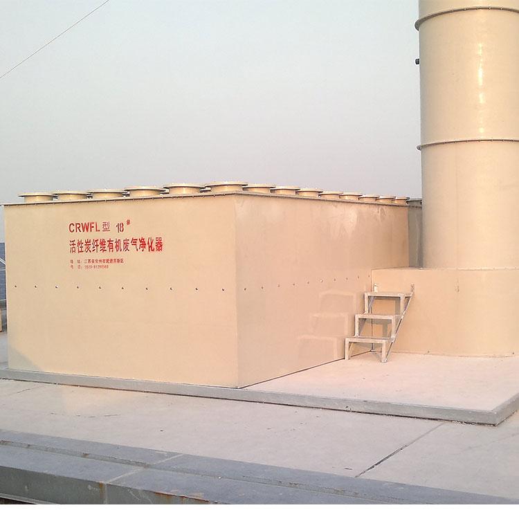 VOCs废气的治理技术有多种