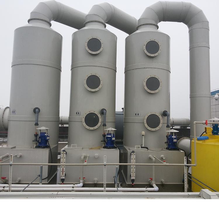 电镀厂废气处理解决方案