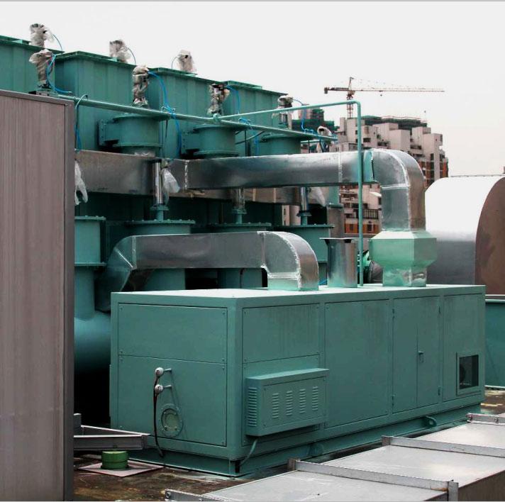 活性炭吸脱附+催化燃烧装置CO