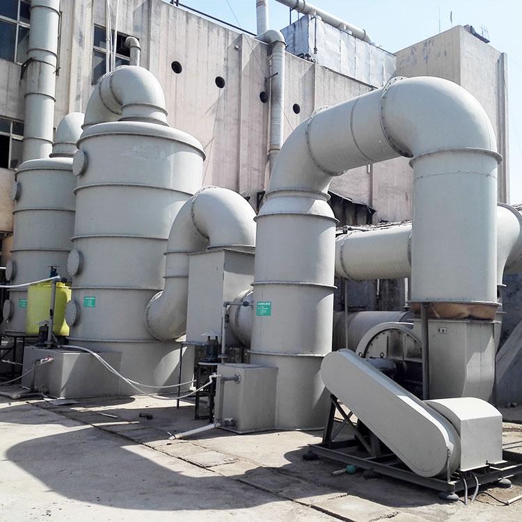 三乙胺废气净化塔-超日净化