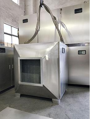 UV光解废气净化装置解决方案
